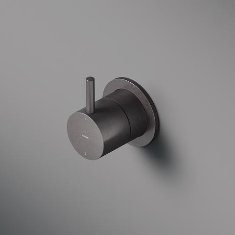 Hotbath Cobber CB011 afbouwdeel 2-weg omstel glans nikkel