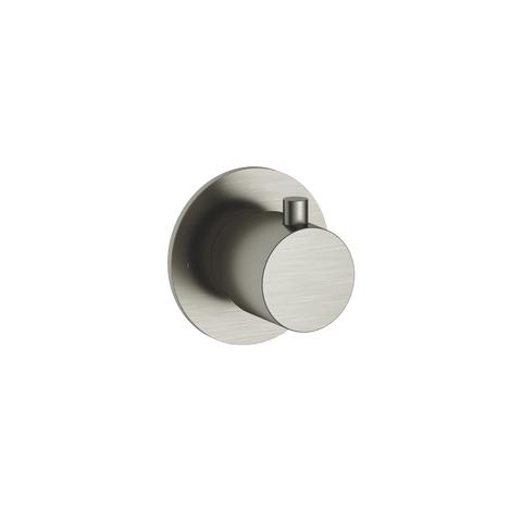 Hotbath Cobber CB010 afbouwdeel stopkraan hot geborsteld nikkel