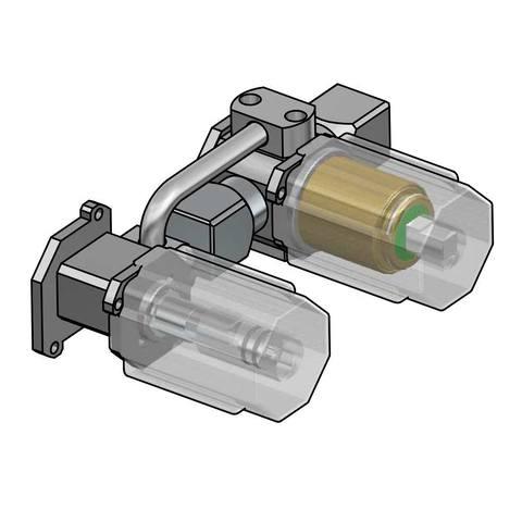 Hotbath Cobber HBCB006 inbouwdeel voor CB006 inbouw wastafelkraan