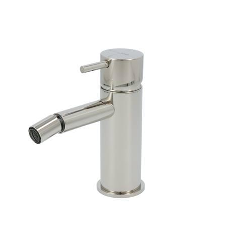 Hotbath Cobber CB018 bidetmengkraan zonder waste glans nikkel