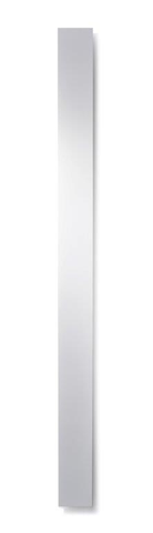 Vasco Beams radiator 15x180cm roestbruin