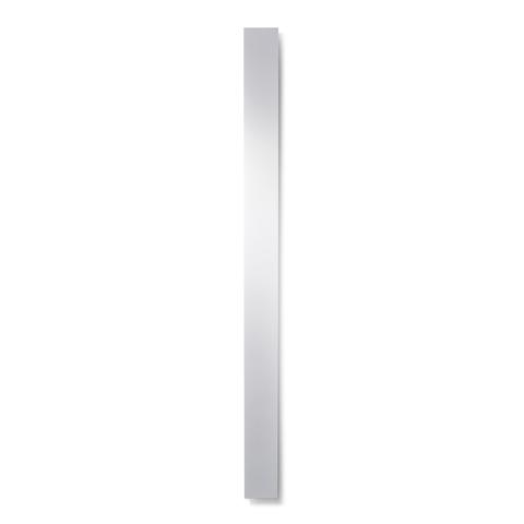 Vasco Beams radiator 15x180cm wit fijn textuur