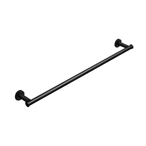 Hotbath Cobber CBA07 handdoekstang 64 cm mat zwart
