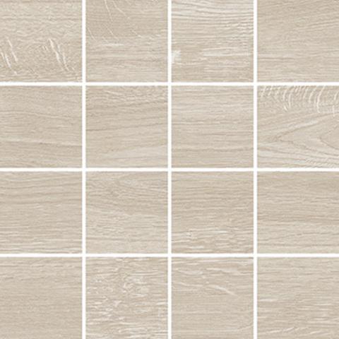 Villeroy & Boch Oak Park tegelmat 30x30 cm. 7,5x7,5 doos a 11 stuks farina