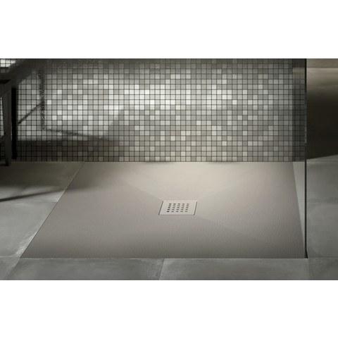 Blinq Cinco douchevloer 180x90 cm. cement