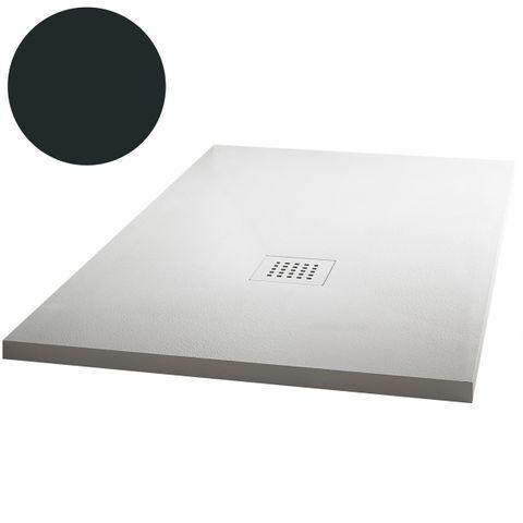 Blinq Cinco douchevloer 120x80 cm. schoolbord