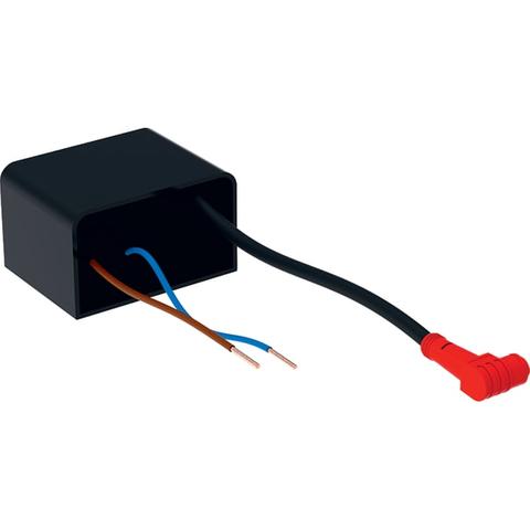 Geberit Voedingsapparaat 230 V / 12 V / 50 Hz, voor Geberit DuoFresh module, voor elektrische inbouwdoos