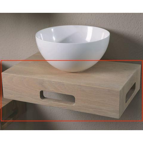 Luca Wood Iris LWFP4 houten onderstel