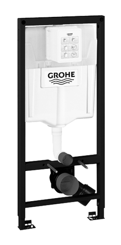 Grohe Rapid Sl wc element zonder wandbev.