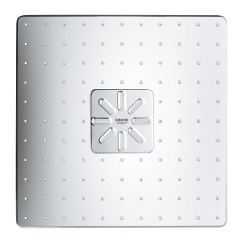 Grohe Rainshower 310 smartactive hoofddoucheset 2f vierk.430 mm. chroom