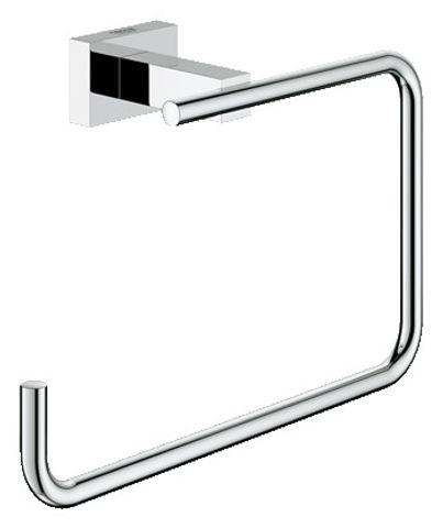 Grohe Essentials Cube handdoekring rechthoekig open chroom