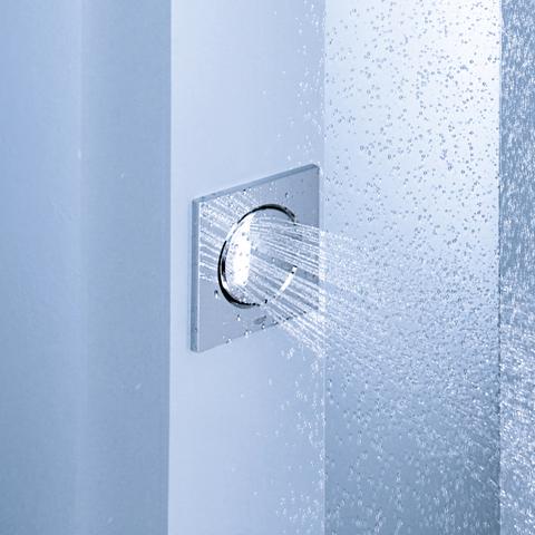 Grohe Rainshower F-Series f5 zijdouche chroom