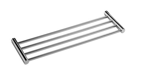 Vasco  droog-stapelrek 53 cm. chroom