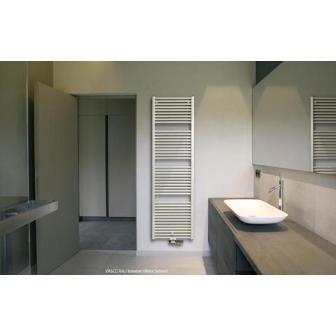 Vasco Iris Hdm radiator 500x1734 mm. n42 as=1188 942w wit ral 9016