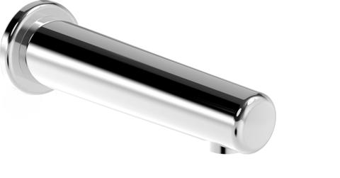 Hansa Electra electronische wandkr.koud  175 ir batterij chroom
