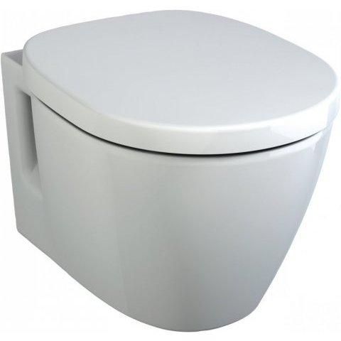 Ideal Standard Connect wandcloset 48 cm. verkort diepspoel wit