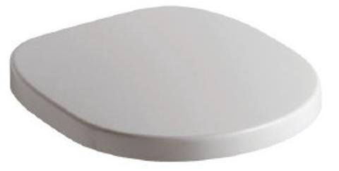 Ideal Standard Connect closetzitting met deksel wit