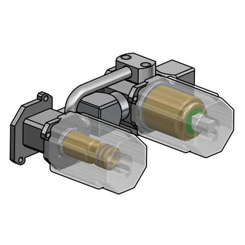 Hotbath Cobber HBCB026 inbouwdeel voor CB026