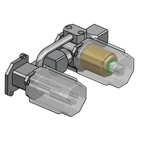 Hotbath Cobber HBCB027 inbouwdeel voor CB027 inbouw mengkraan