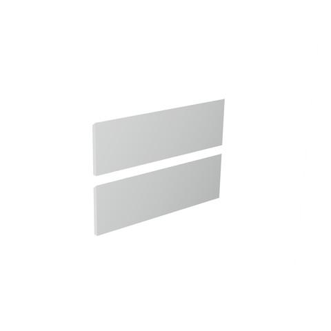 Blinq Tutto frontenset zonder greep 60x22 mat wit