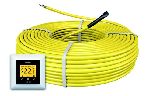 Magnum X-Treme cable verwarmingsset 2100w 123,5 m.