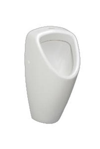 Laufen Caprino urinoir met boveninlaat wit