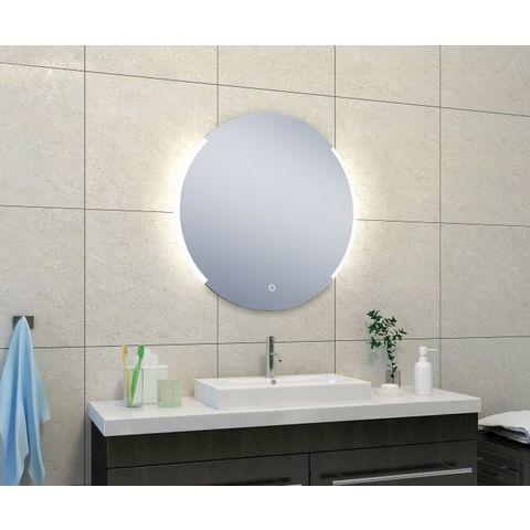 Wiesbaden Round spiegel rond 80cm