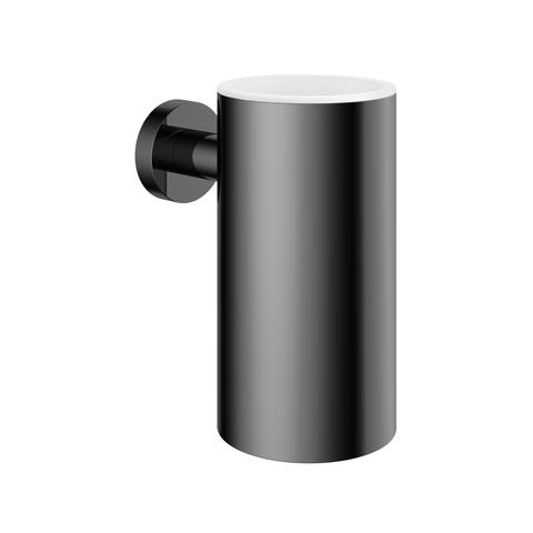 Hotbath Cobber CBA01 tandenborstelhouder zwart chroom