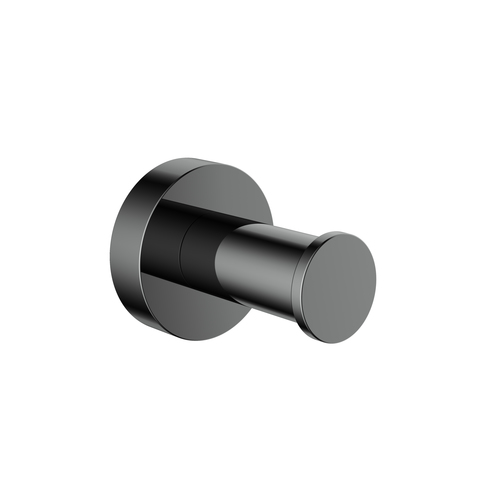 Hotbath Cobber CBA03 haak zwart chroom