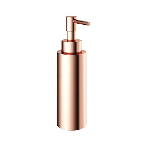 Hotbath Cobber CBA10 zeepdispenser vrijstaand roze goud