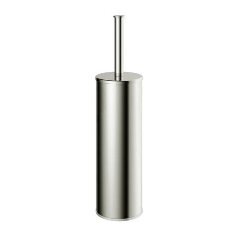 Hotbath Cobber CBA12 toiletborstelhouder vrijstaand glans nikkel