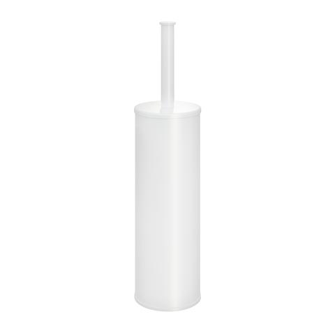 Hotbath Cobber CBA12 toiletborstelhouder vrijstaand mat wit