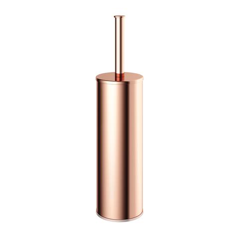Hotbath Cobber CBA12 toiletborstelhouder vrijstaand roze goud