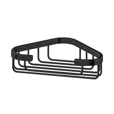 Hotbath Cobber CBA13 hoekdraadkorf mat zwart