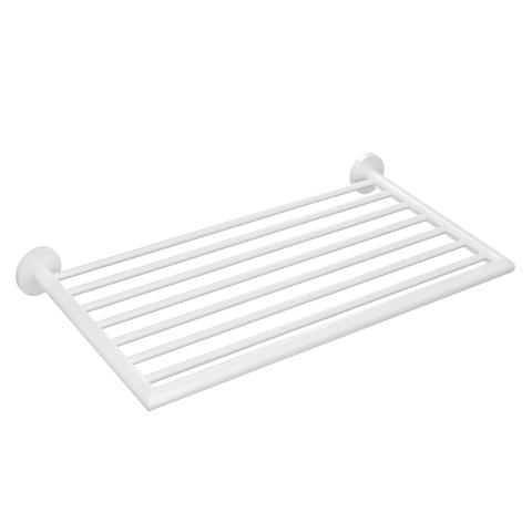Hotbath Cobber CBA24 handdoekrek 57 cm mat wit