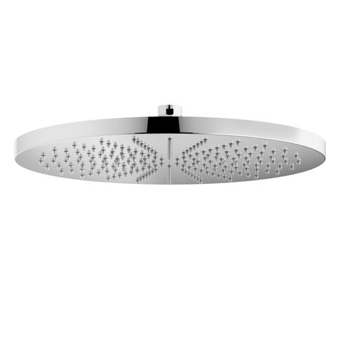 Hotbath Cobber IBS 20A inbouw doucheset - chroom - met ronde handdouche - 30cm hoofddouche - met plafondbuis 30cm - glijstang met uitlaat