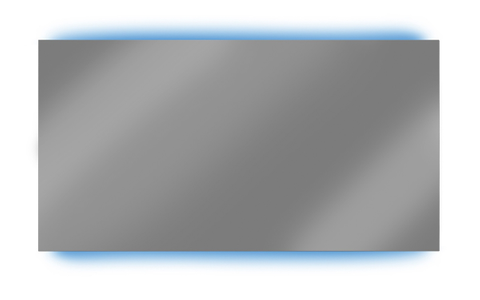 Looox C-Line spiegel 120x70 cm. led verlichting boven en onder