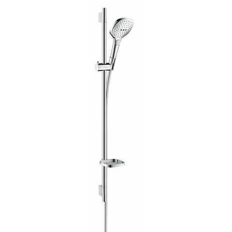 Hansgrohe Raindance Select E120 glijstangset 90cm EcoSmart chroom