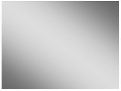 Blinq Gefion spiegel rechthoekig 90 x 75 cm.
