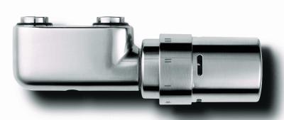 Vasco design ventielset haaks Inox 118210300009993