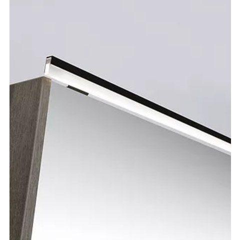 Ink LED line verlichtingsbalk 60x1x2,5 cm mat zwart