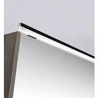 Ink LED line verlichtingsbalk 70x1x2,5 cm mat zwart