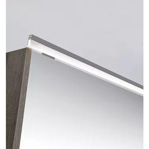 Ink LED line verlichtingsbalk 120x1x2,5 cm aluminium