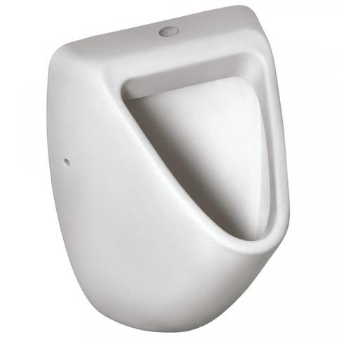 Blinq Memphis Round 2.0 urinoir bovenaansluiting wit