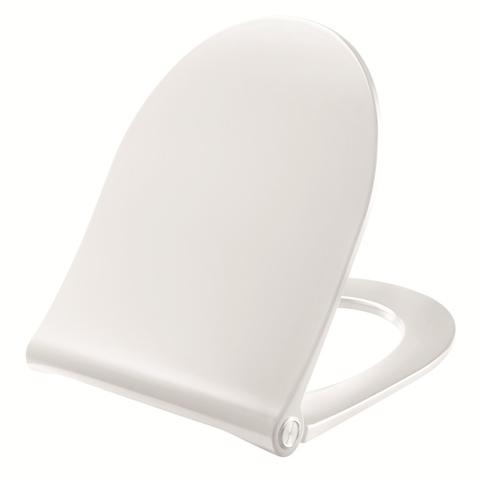 Pressalit Sway D2 zitting met softclose en lift-off mat wit