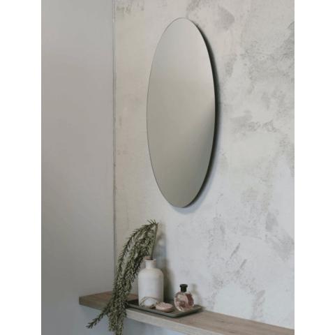 Ink spiegel SP13 rond 70cm cm met rondom indirecte LED verlichting en sensorschakelaar