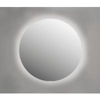Ink spiegel SP13 rond 100cm cm met rondom indirecte LED verlichting en sensorschakelaar