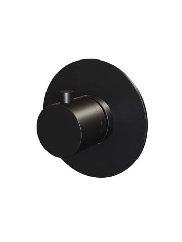 Brauer Black Edition inbouwthermostaat mat zwart