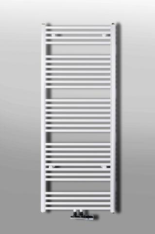 Instamat Nera designradiator gegalvaniseerd 148 x 60 cm (H x L) wit