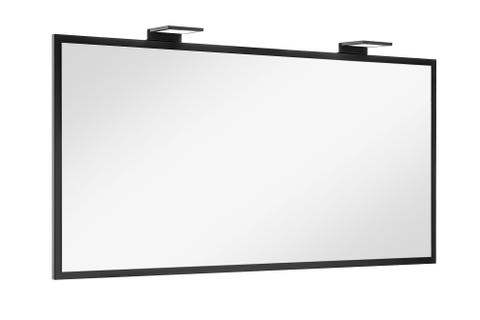 vtwonen baden LED lamp voor spiegel(kast) black